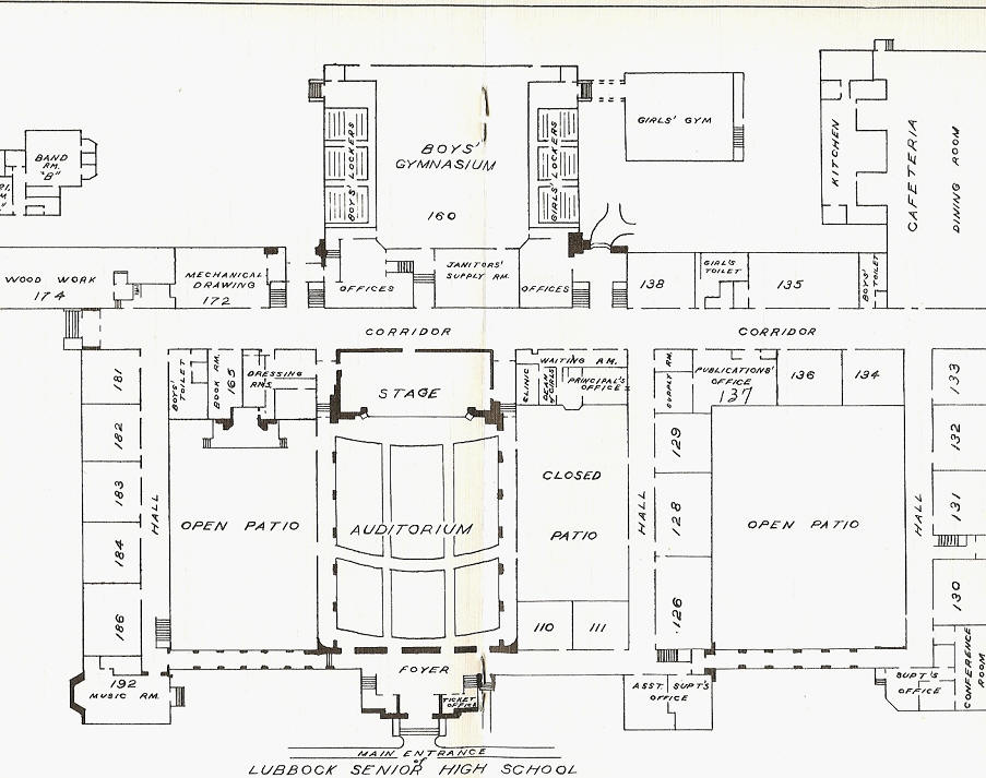 WOOSTER HIGH SCHOOL BUILDING PLANS - House Plans & Home ...